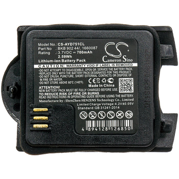 ERICSSON DT412 V2 DT422 V2 Replacement Battery