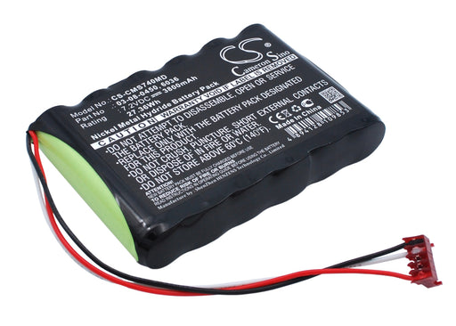 Casmed 740 750 940X 940X Monitor CAS 740 CAS 740-1 Replacement Battery