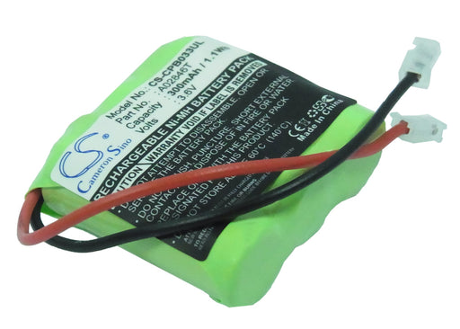 Universal 2/3AAA x 3 Replacement Battery