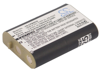 Radio Shack 23966 23-966 439004 43-9004 439015 43- Replacement Battery
