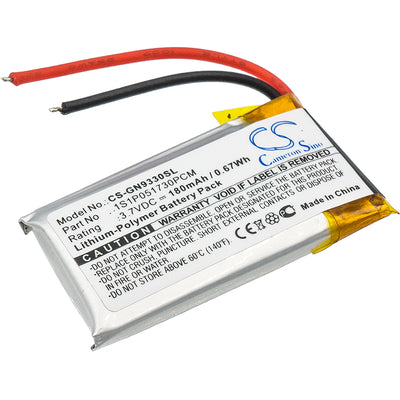 GN GN9330 Netcom 9330 Replacement Battery