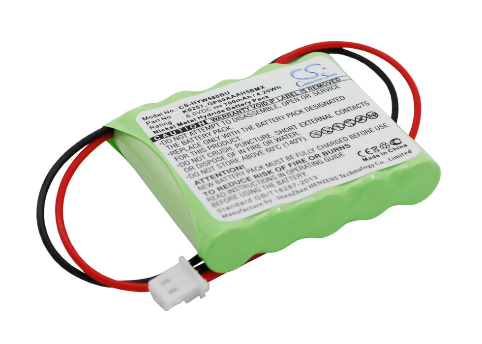 Honeywell 55111-05 5800RP Wireless 5800RP Wireless Replacement Battery