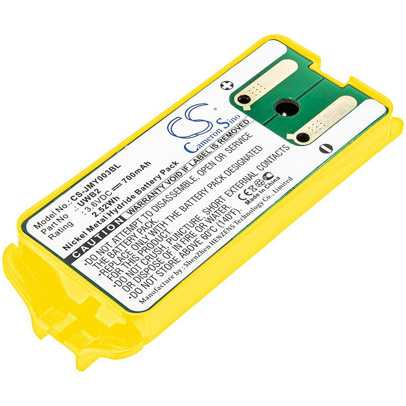 JAY A003 HAS Modular Industrial Radio Remot Remote Replacement Battery