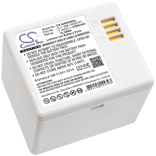 Arlo Pro Pro 2 VMC4030 VMS3230 Replacement Battery