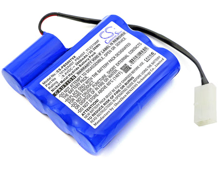 MTC 3937 MEGATECH Replacement Battery