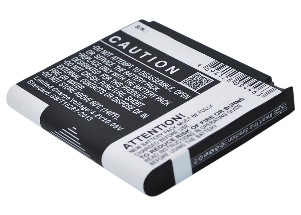 Samsung Behold SGH-T919 Behold T919 Eterni 1000mAh Replacement Battery