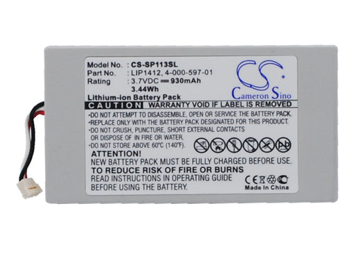 Sony PSP GO PSP-N100 PSP-NA1006 Replacement Battery