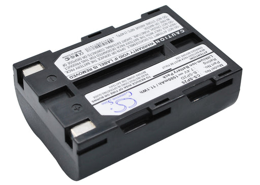 Toshiba TEC B-SP2D Portable Bluetooth Replacement Battery