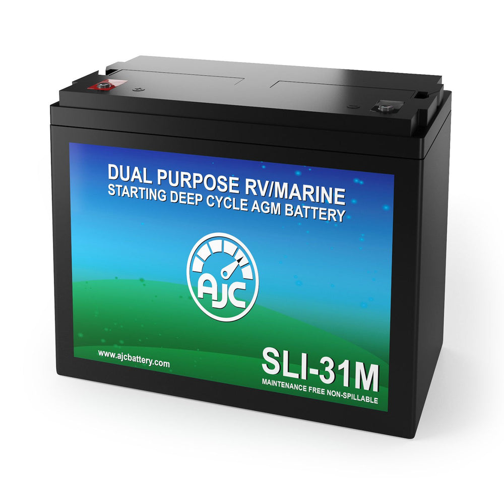 AJC Group 31M Starting RV Battery