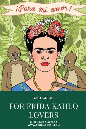 Gift Ideas for the Frida Lover