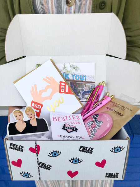 Shop our new themed gift boxes!