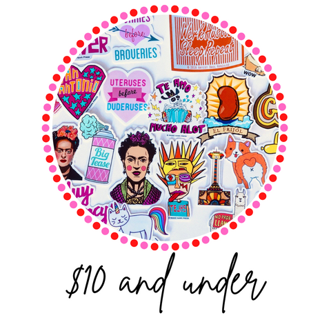 Gifts for $10 and under