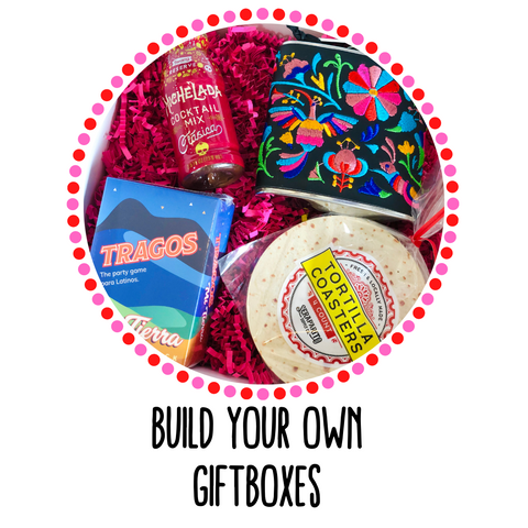 Build Your Own Gift Boxes