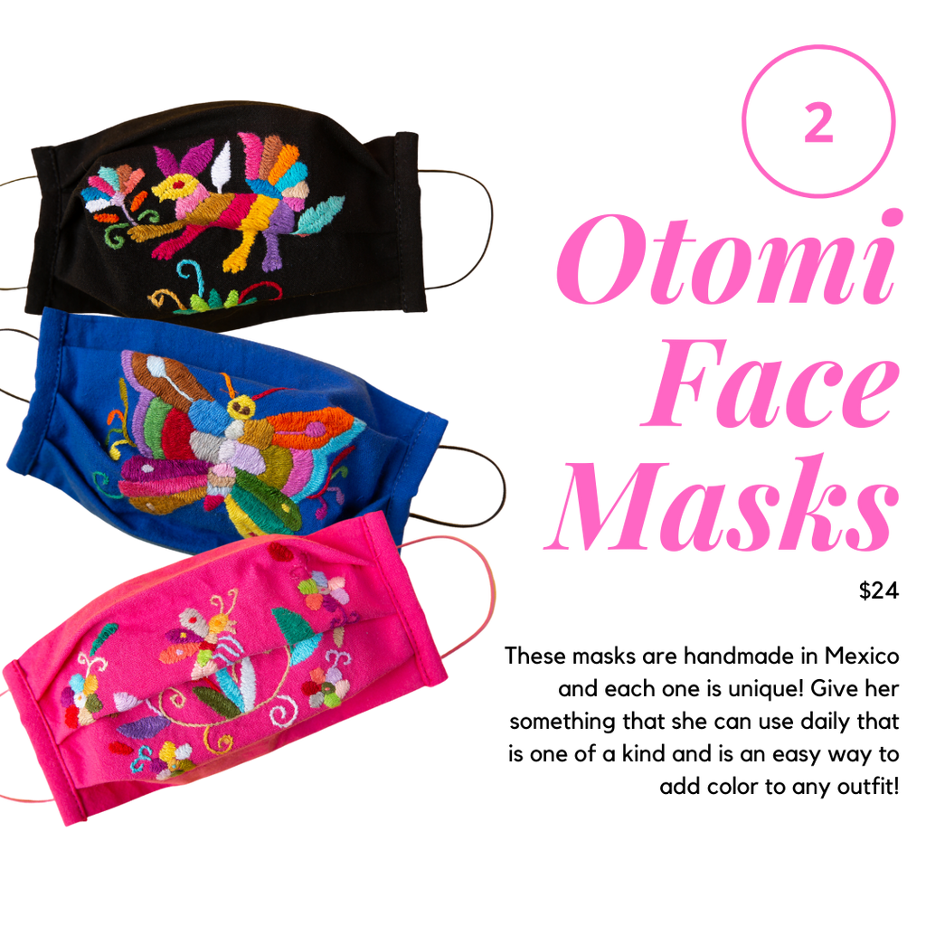 Otomi Mask- Gift Ideas For Her