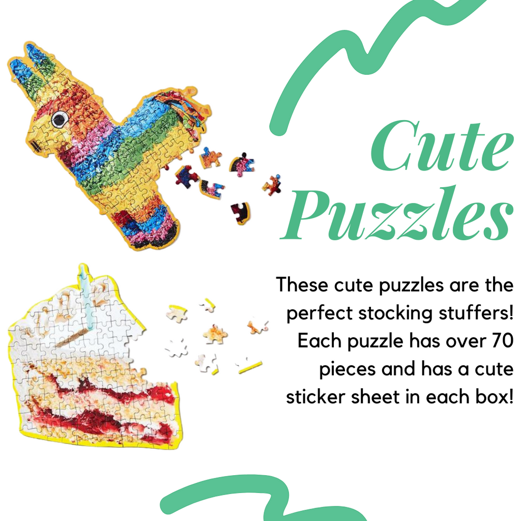 Cute Puzzles