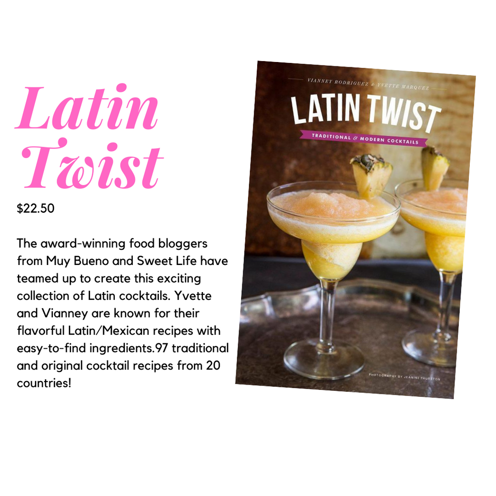 Latin Twist Book