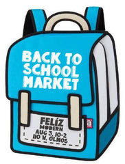 Feliz Modern Back to School Market