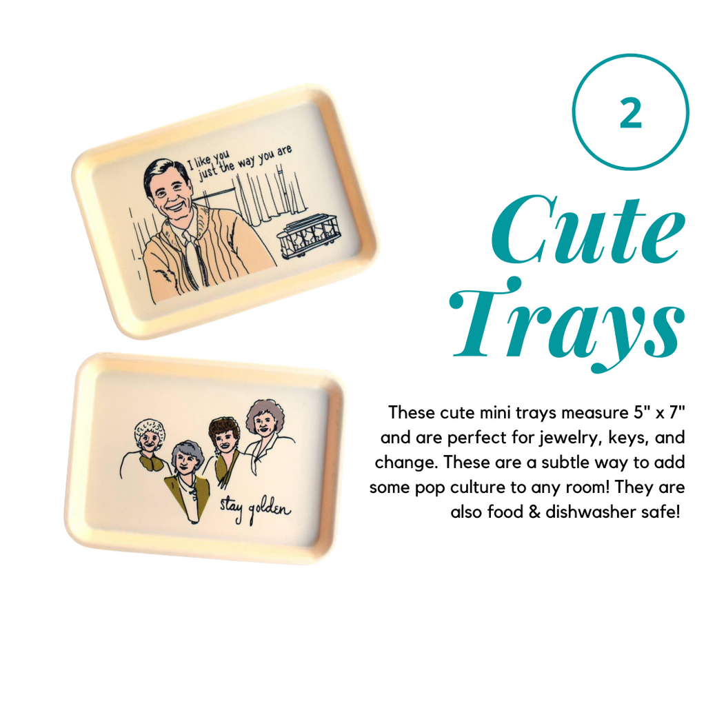 Cute Trays
