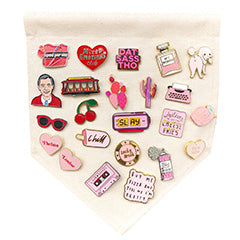 Pins Patches
