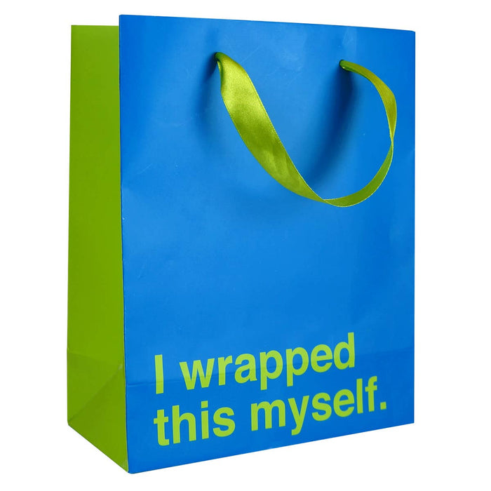 THWT Wrapped This Myself Gift Bag