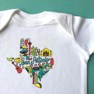KKA San Antonio T-shirt -  - Kids Clothing - Feliz Modern