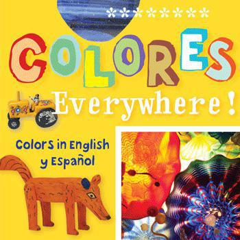 TPB colores everywhere book
