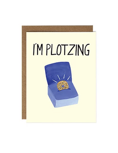 DRG Plotzing Card