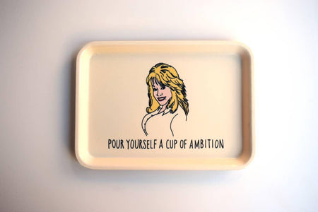 HSS Dolly Parton Cambro Tray