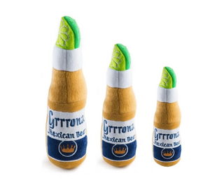 HDD Grrrona Beer Bottle Toy -  - Dog Toy - Feliz Modern