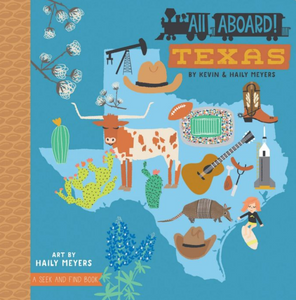 GISM All Aboard Texas Book