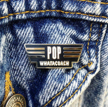FMD Whatacoach Enamel Pin