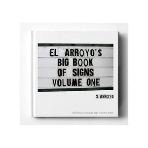 CPC el arroyo big book of signs vol. 1