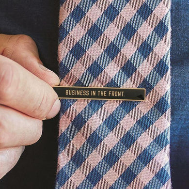 ETI Business in the Front tie Bar