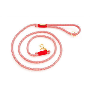 TFD Strawberry Pink Climbing Rope Dog Leash