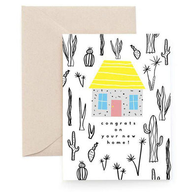 CAS casita card