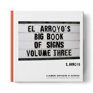 CPC El Arroyo Big Book of Signs Vol. 3