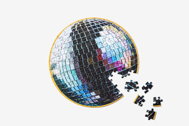 ARW Disco Ball Little Puzzle