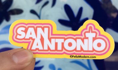 FMD San Antonio Sticker