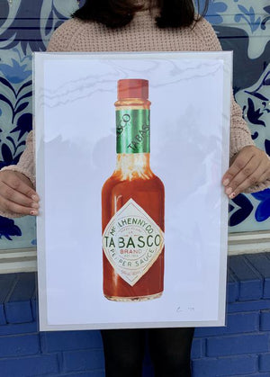 ESA Tabasco Print (curbside only, no shipping)