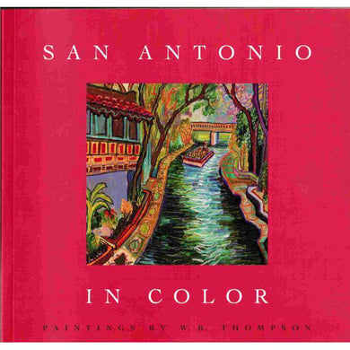 TPB san antonio in color book