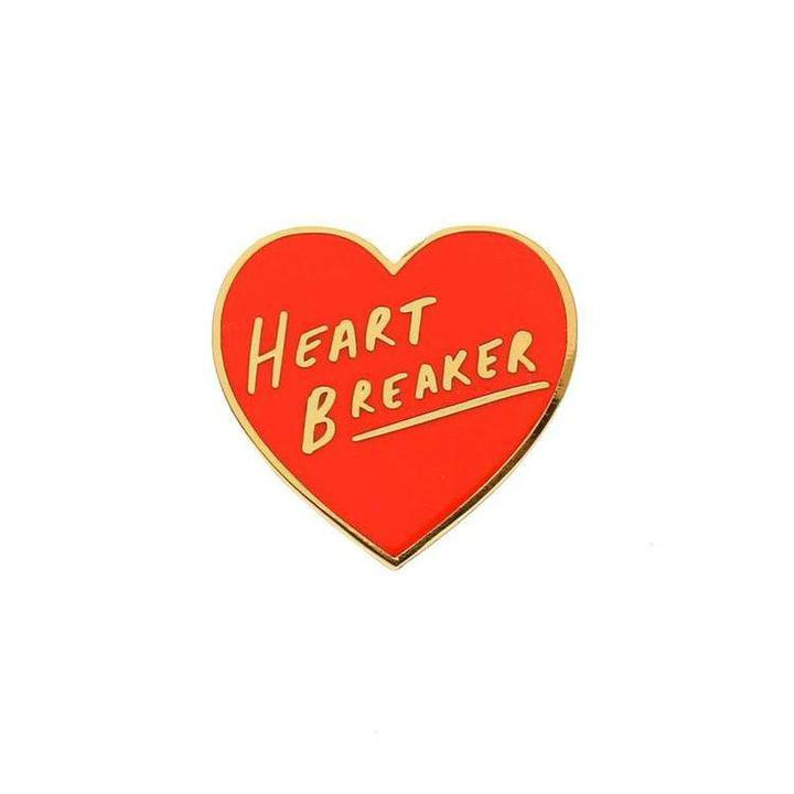 OEC heart breaker pin