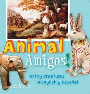 TPB animal amigos book