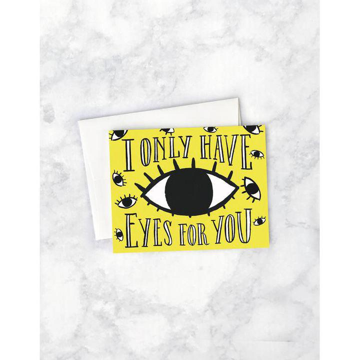 IDL Eyes For You Card