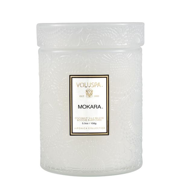 VLSPA MOKARA SMALL JAR CANDLE (in-store or curbside only due to wax melting in shipment)