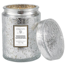 VLSPA YASHIOKA GARDENIA SMALL JAR CANDLE *curbside only *due to high temps, this item cannot be shipped at this time