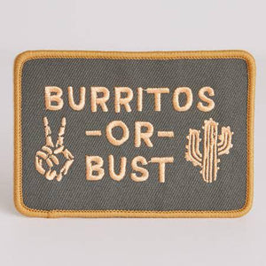 PYF Burritos or Bust Patch -  - Patch - Feliz Modern