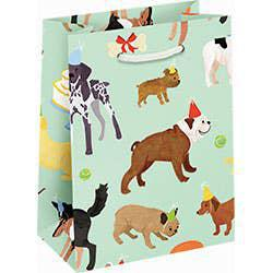 WNPC Birthday Dogs Gift Bag