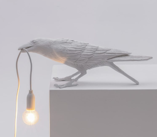 SLTI Bird Lamp Left