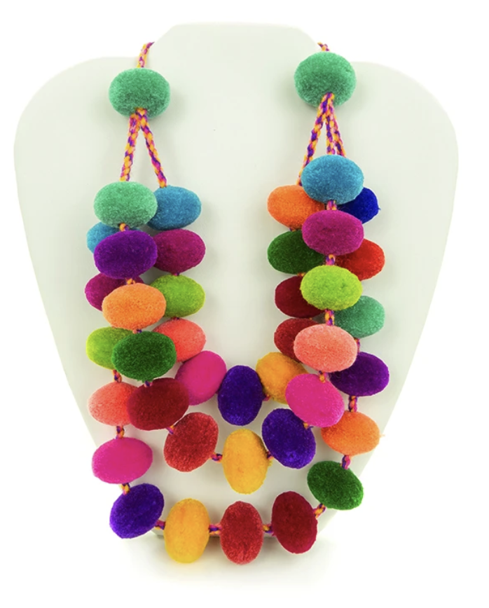 NTSS PomPom Necklace