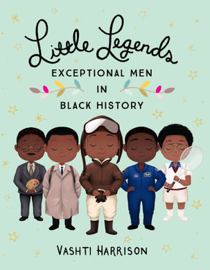 LBYR Little Legends Exceptional Men in Black History Book